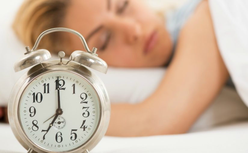 Sleep in time