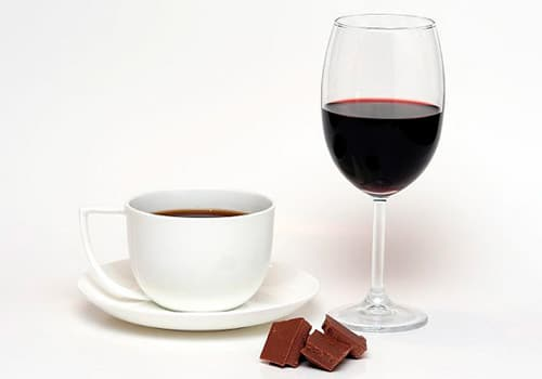 Avoid Coffee and alcohol