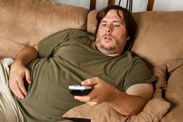 Lack of physical activities | causes of obesity