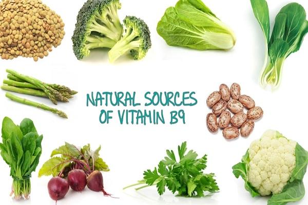 Vitamin-B9   best diet for women