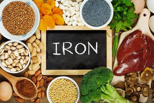 iron   best diet for women