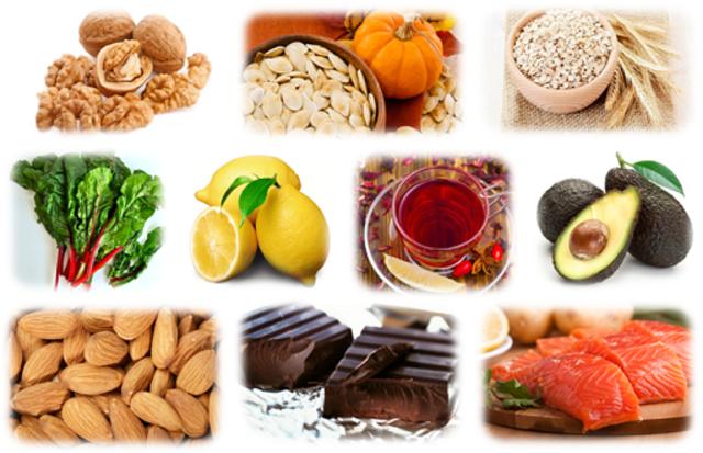 stress reducing food