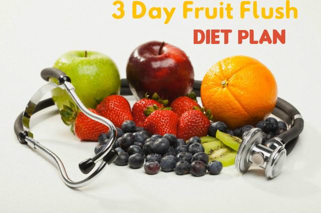 3-Day-fruit-flush-diet-Plan