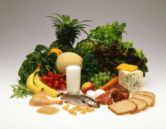 nutritrious food